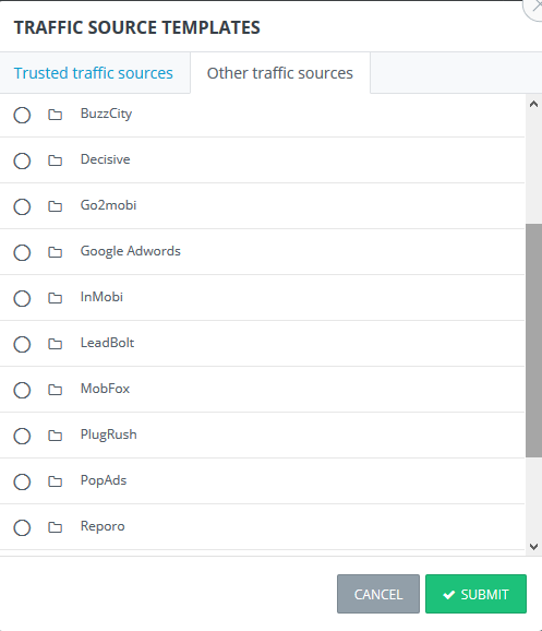 trafficsourcetemplates